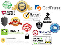 Trust Badges for Landing Pages