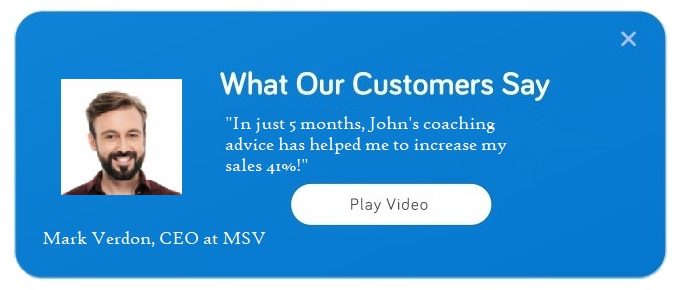 Video testimonial tool